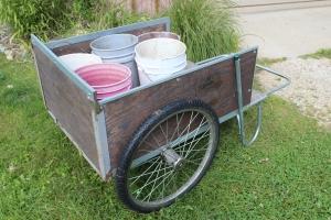 cart angled