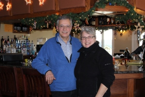 Donna & Gene at Chop House
