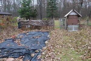 Doing the tarp USE