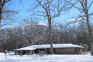Smll House Under blue sky