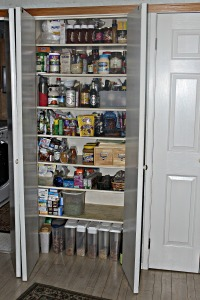 Pantry one open after reorganizing jpeg