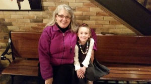 Brenna & Grandma DJ 11-22-14