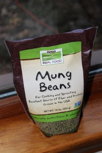 Mung beans package USE