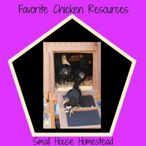 Favorite Chicken Resources Background w picturejpeg