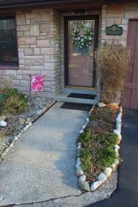 Front door area USE